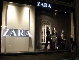 Zara-inditex gruppe