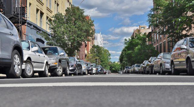 kostenlose Straßenparkplätze in Barcelona