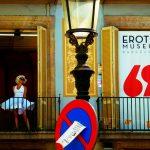 Erotische Kunst und Geschichte auf den Ramblas