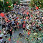 Wenn die Nachbarschaft tanzt: Festa Major