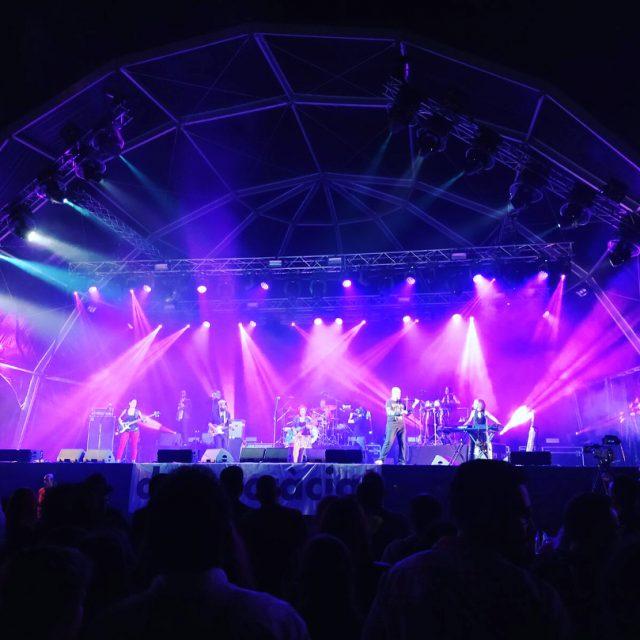 Felices Fiestas de la Merc!!! fiestasdelamerce lamerc lamerce2017 concierto forumbarcelonahellip