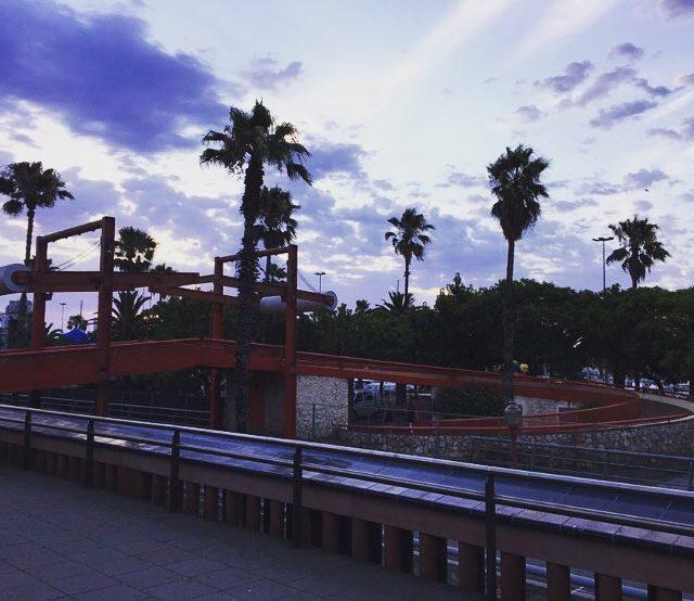 This wonderful sky  barcelona spain espaa catalunya travel agencyhellip