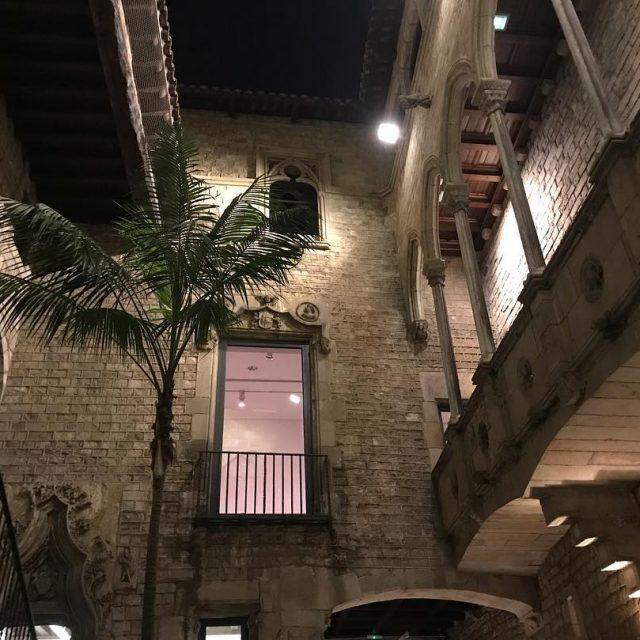 Conoces el museo de Picasso? museum museo spain catalunya goticohellip