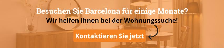 miete von saisonbedingten wohnungen in barcelona